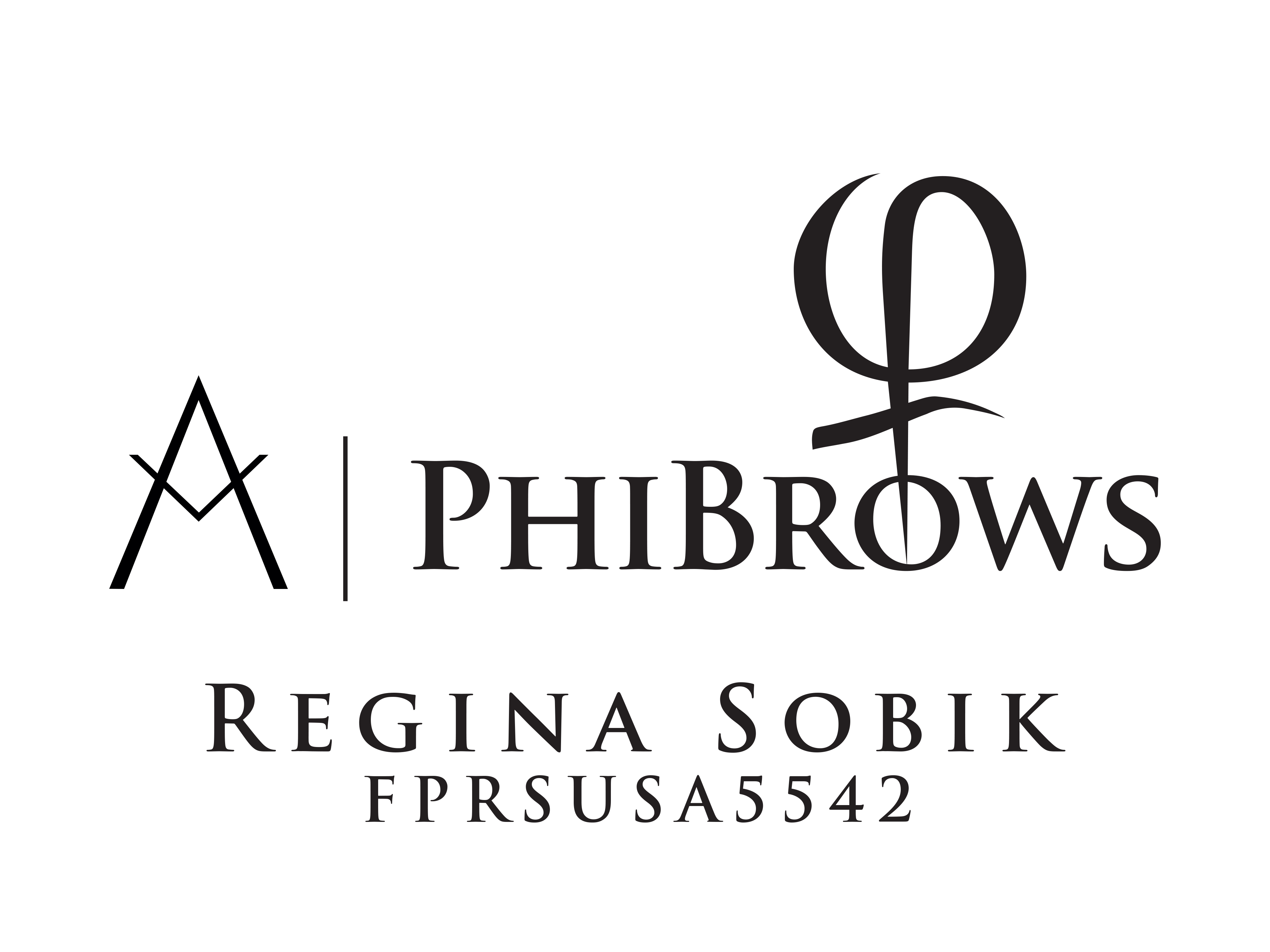 Regina_Phibrows_logo